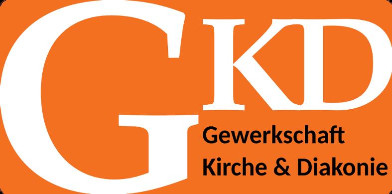 Logo Gewerkschaft Kirche & Diakonie