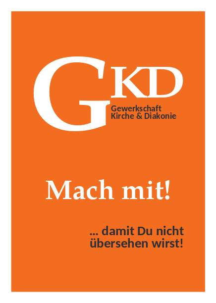 GKD – Mach mit!