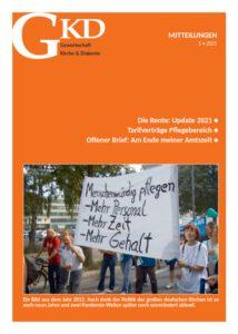 GKD-Mitteilungen Heft 1/2021