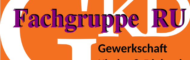 Logo GKD Fachgruppe RU